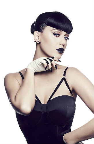 Katy Kat: Katy Perry za CoverGirl