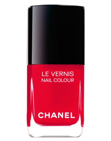 Boja laka otkriva karakter Chanel%20Le%20Vernis%20Fire